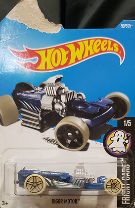 *Embalagem danificada* Hot Wheels Fright Cars - Rigor Motor