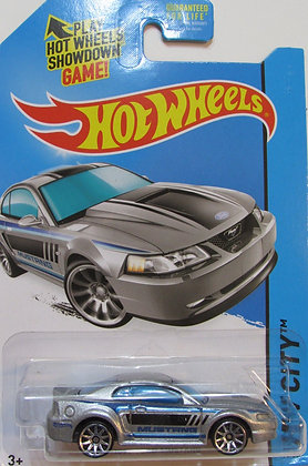 Hot Wheels City - 1999 Ford Mustang