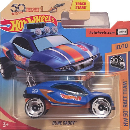 Hot Wheels 50th Race Team - Dune Daddy