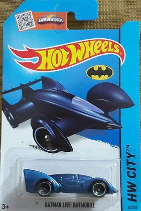 Hot Wheels City - Batman Live! Batmobile