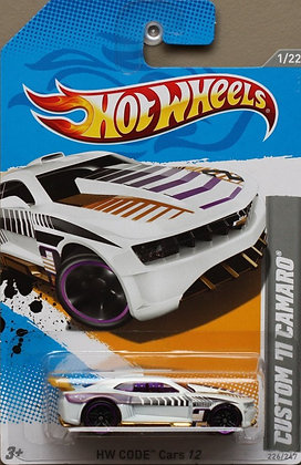 Hot Wheels Code Cars - Custom '11 Camaro