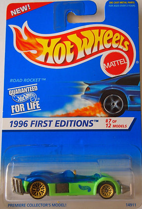 Hot Wheels First Editions - Road Rocket