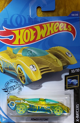 *T-Hunt* Hot Wheels X-Raycers - Power Pistons