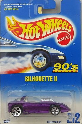 Hot Wheels 90's Styling - Silhouette II