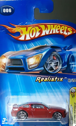 Hot Wheels Realistix First Editions - 2005 Ford Mustang GT