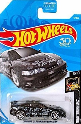 Hot Wheels Nightburnerz - Custom '01 Acura Integra GSR