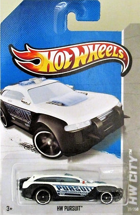 Hot Wheels City - Pursuit