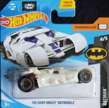 Hot Wheels Batman - The Dark Knight Batmobile