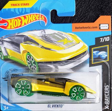 Hot Wheels X-Raycers - El Viento