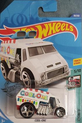 Hot Wheels Tooned - Cool-one
