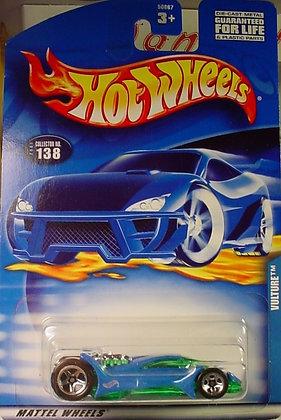 Hot Wheels Mattel Wheels - Vulture