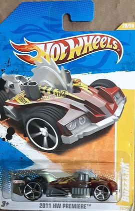 Hot Wheels Premiere - Buzzerk