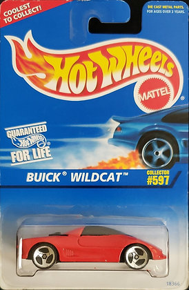 Hot Wheels Model Series - Buick Wildcat