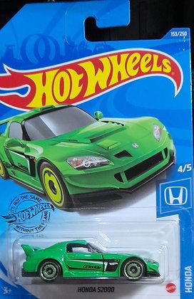 Hot Wheels Honda - Honda S2000
