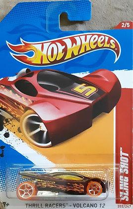 Hot Wheels Thrill Racers - Sling Shot