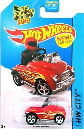 Hot Wheels City - Pedal Driver