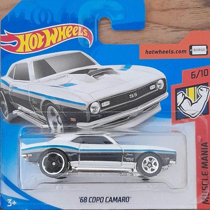 Hot Wheels Muscle Mania - '68 Copo Camaro