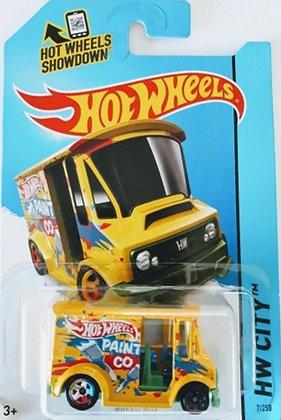 Hot Wheels City - Bread Box
