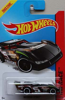 *T-Hunt* Hot Wheels Race - Maximum Leeway
