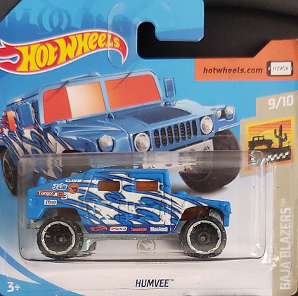 *T-Hunt* Hot Wheels Baja Blazers - Humvee