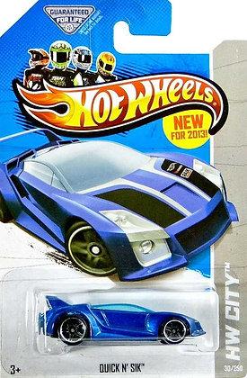 Hot Wheels City - Quick N' Sik