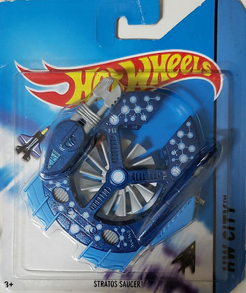 Hot Wheels Skybuster - Stratos Saucer