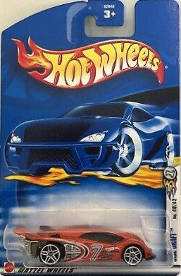 Hot Wheels First Editions - Side Draft