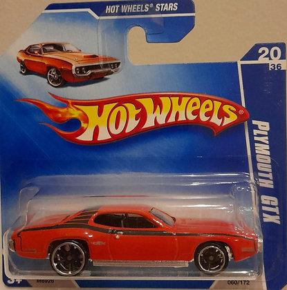 Hot Wheels Stars - Plymouth GTX