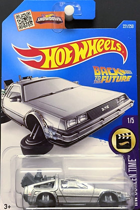Hot Wheels Screen Time - Time Machine Hover Mode