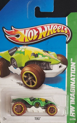 Hot Wheels Imagination - Teku