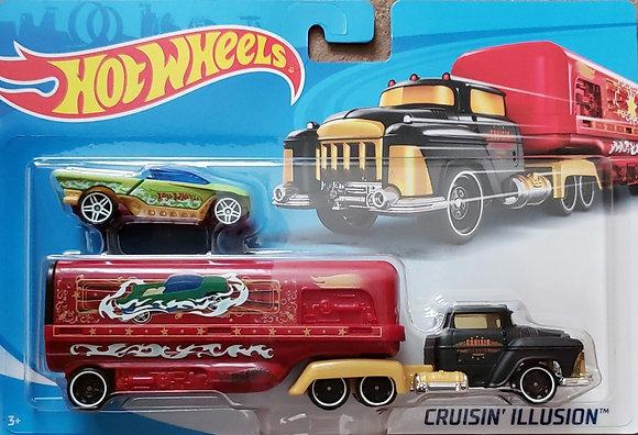 Hot Wheels Caminhão - Cruisin' Illusion