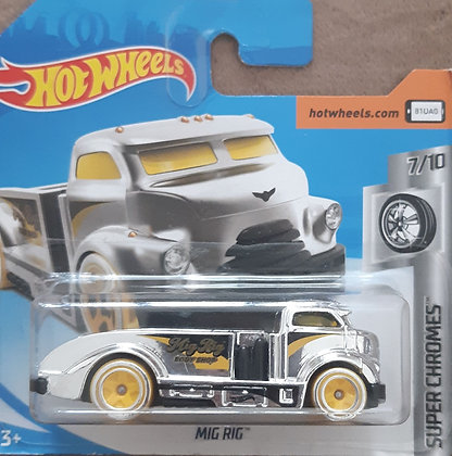 Hot Wheels Super Chromes - Mig Rig