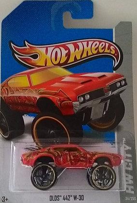 Hot Wheels City - Olds 442 W-30