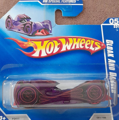 Hot Wheels Special Features - Cloak and Dagger