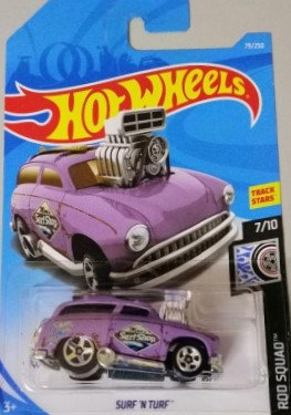 Hot Wheels Rod Squad - Surf 'n Turf