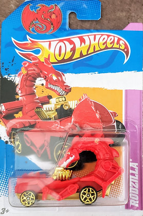 Hot Wheels Street Beasts - Rodzilla