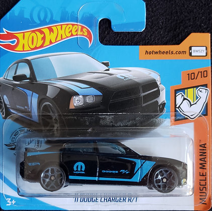 Hot Wheels Muscle Mania - '11 Dodge Charger R/T