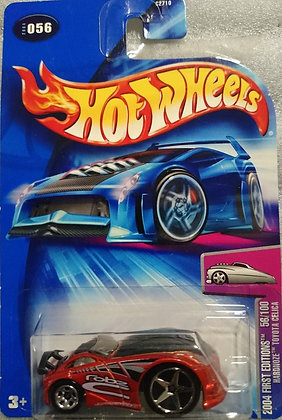 Hot Wheels First Editions - Hardnoze Toyota Celica