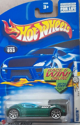 Hot Wheels Mattel Wheels - Ballistik