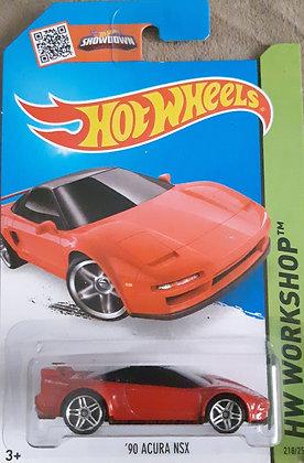 Hot Wheels Workshop - '90 Acura NSX
