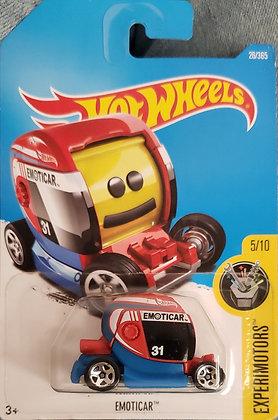Hot Wheels Experimotors - Emoticar