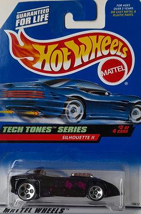 Hot Wheels Tech Tones - Silhouette II