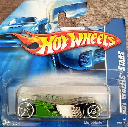 Hot Wheels Stars - Motoblade