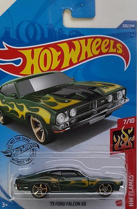 Hot Wheels Flames - '73 Ford Falcon XB