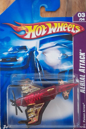 Hot Wheels Aerial Attack - Poison Attack