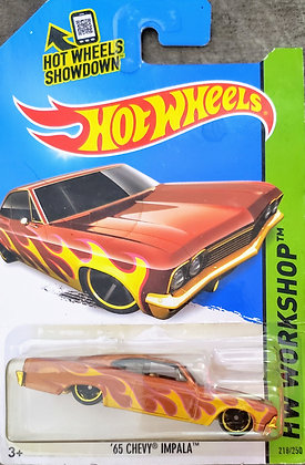 Hot Wheels Workshop - '65 Chevy Impala