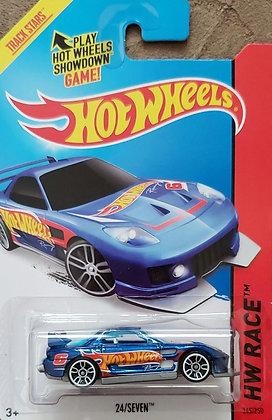 Hot Wheels Race - 24/Seven