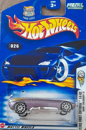 Hot Wheels First Editions - Whip Creamer II