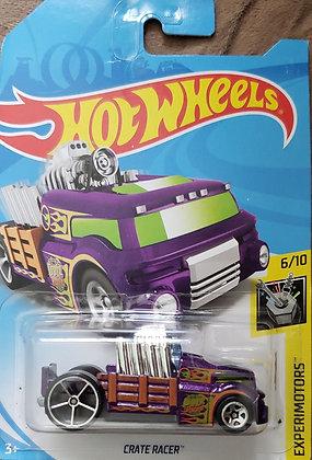 *T-HUNT* Hot Wheels Experimotors - Crate Racer