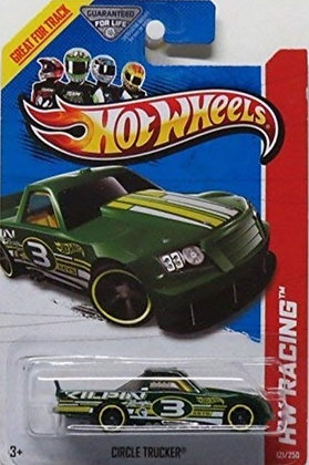 *T-HUNT* Hot Wheels Racing - Circle Trucker